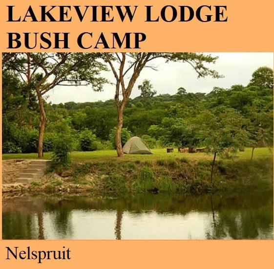 Lakeview Lodge Bush Camp - Nelspruit