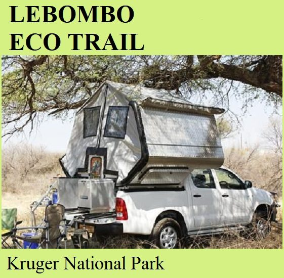 Lebombo Eco Trail - Kruger National Park
