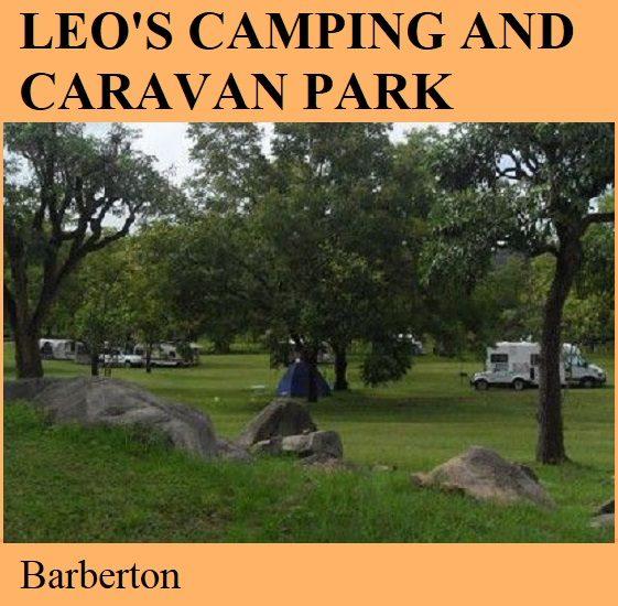 Leos Camping and Caravan Park - Barberton
