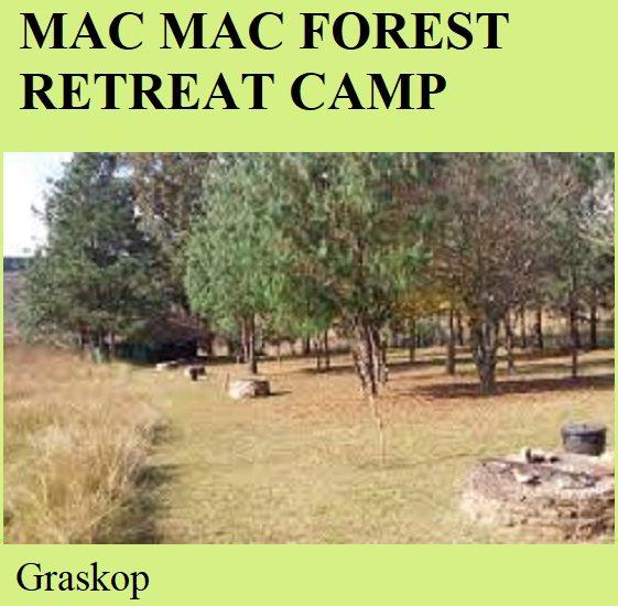 Mac Mac Forest Retreat Camp - Graskop