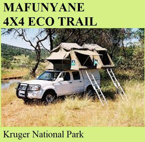 Mafunyane 4x4 Eco Trial - Kruger National Park