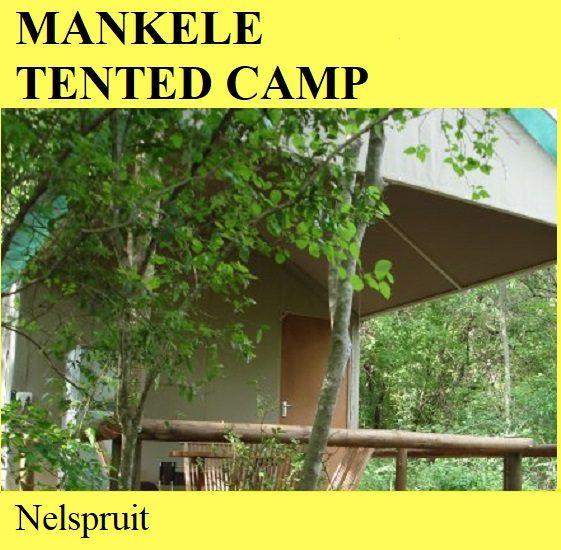 Mankele Tented Camp - Nelspruit