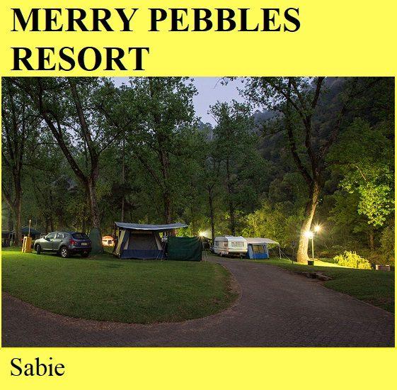 Merry Pebbles Resort - Sabie