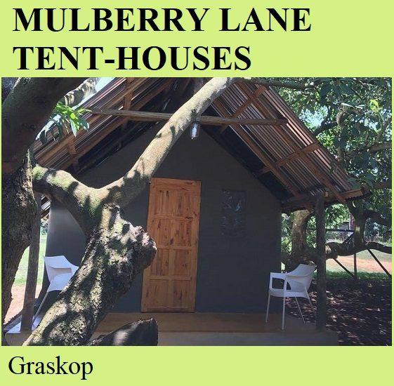 Mulberry Lane Tent Houses - Graskop
