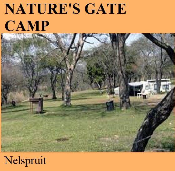 Natures Gate Camp - Nelspruit