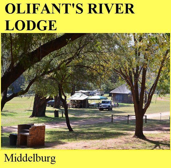 Olifants River Lodge - Middelburg