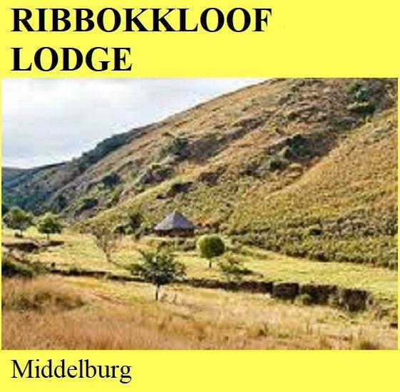 Ribbokkloof Lodge - Middelburg