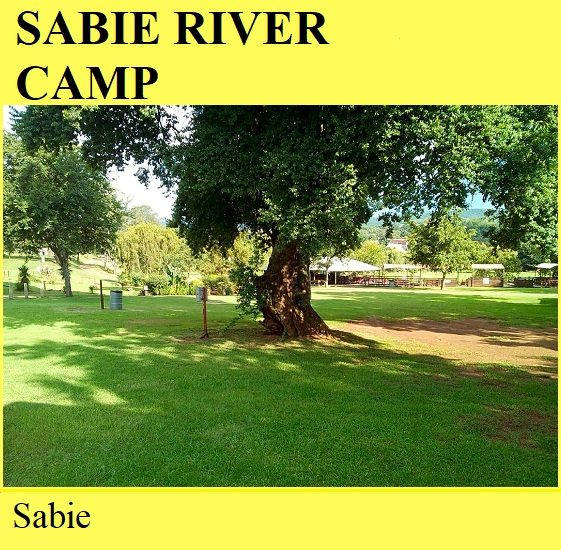 Sabie River Camp - Sabie
