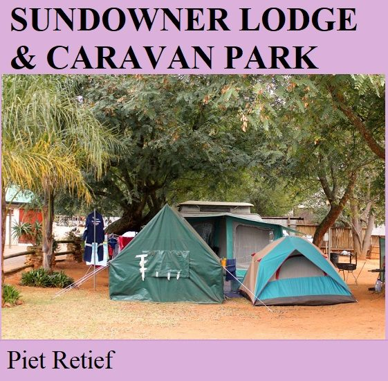 Sundowner Lodge and Caravan Park - Piet Retief