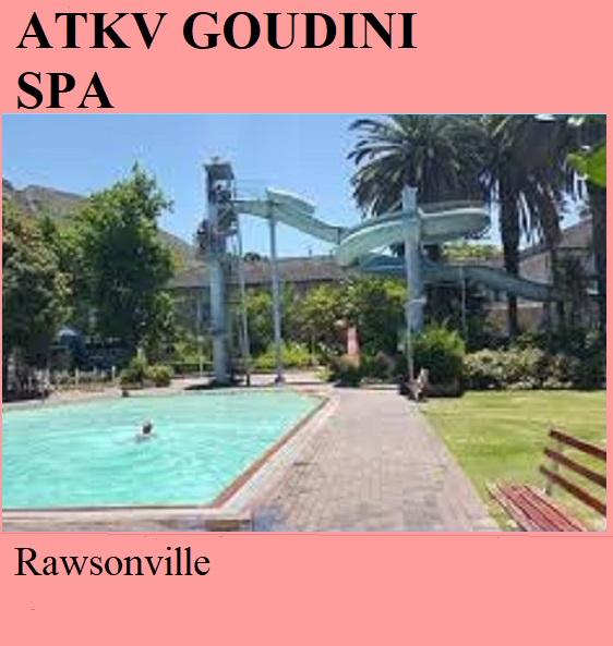 ATKV Gudini Spa - Rawsonville