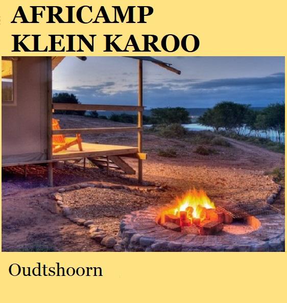 Africamp Klein Karoo - Oudtshoorn