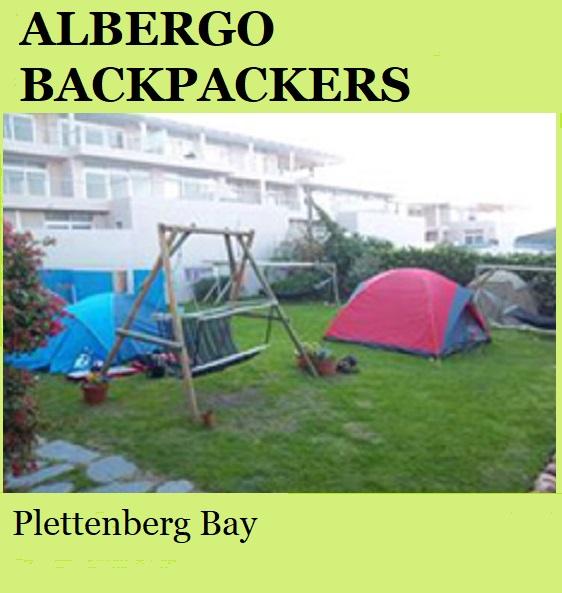 Albergo Backpackers - Plettenberg Bay