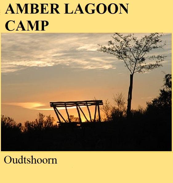 Amber Lagoon Camp - Oudtshoorn