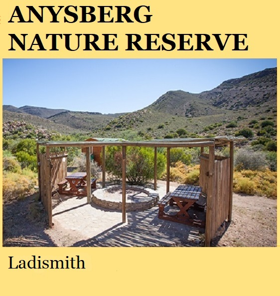 Anysberg Nature Reserve - Ladismith