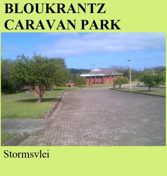 Bloukrantz Caravan Park - Stormsvlei