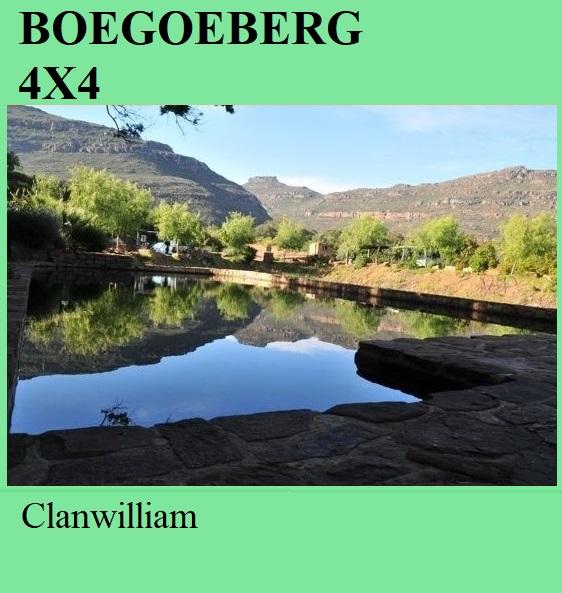 Boegoeberg 4x4 - Clanwilliam