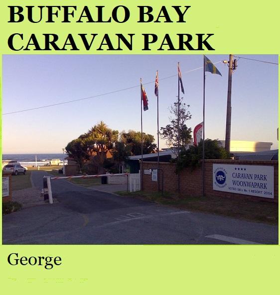 Buffalo Bay Caravan Park - George