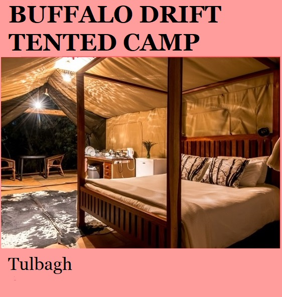 Buffalo Drift Tented Camp - Tulbagh