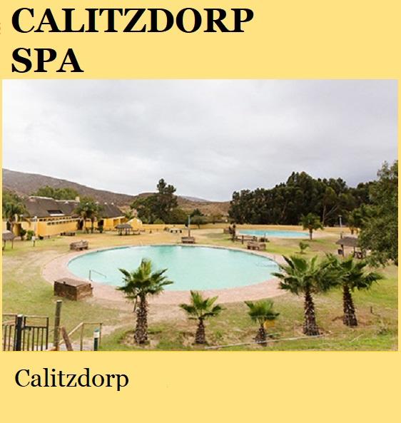 Calitzdorp Spa - Calitzdorp