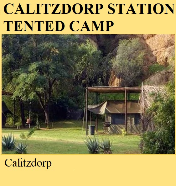 Calitzdorp Station Tented Camp - Calitzdorp