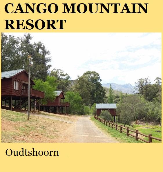 Cango Mountain Resort - Oudtshoorn