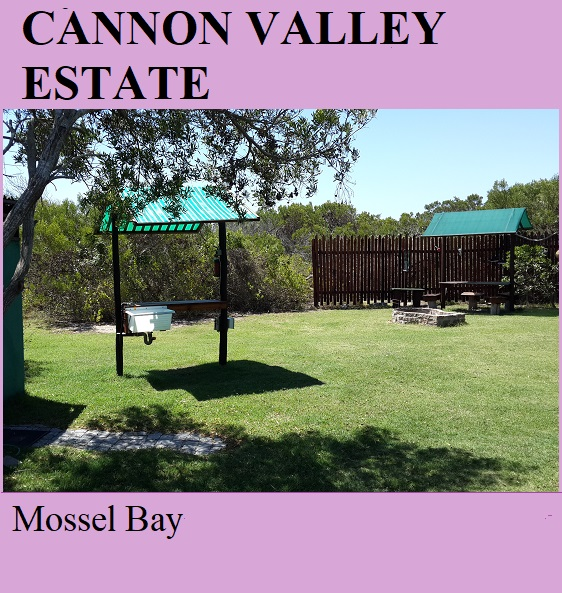 Cannon Valley Estate - Mossel Bay