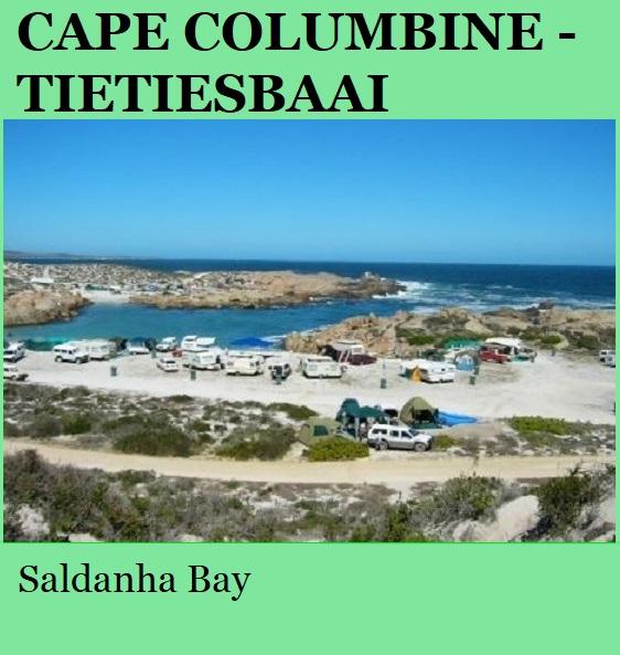 Cape Columbine Tietiesbaai - Saldanha Bay