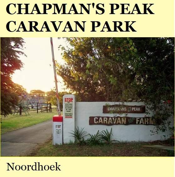 Chapman's Peak Caravan Park - Noordhoek