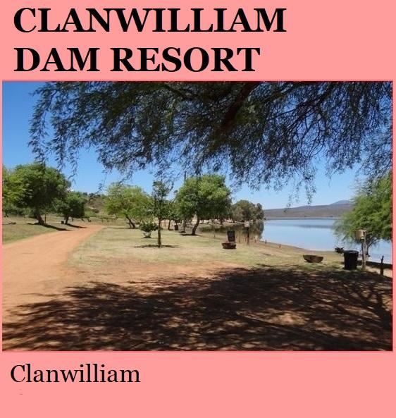 Clanwilliam Dam Resort - Clanwilliam