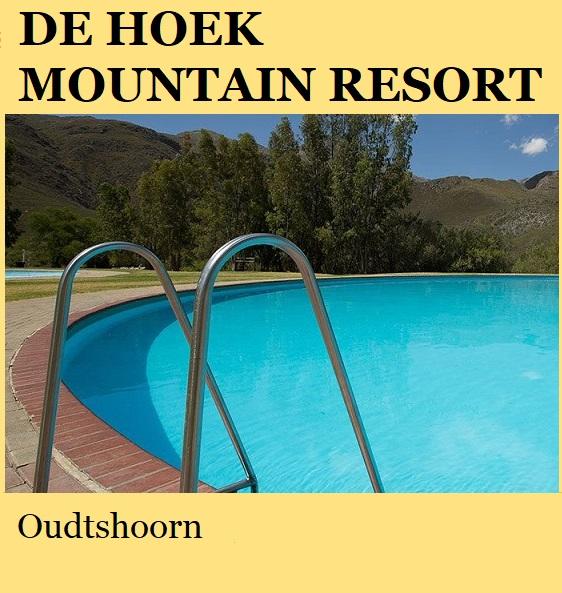 De Hoek Mountain Resort - Oudtshoorn