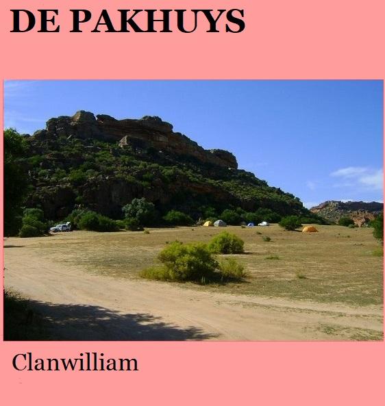 De Pakhuys - Clanwilliam