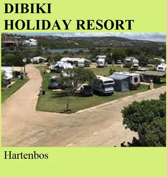Dibiki Holiday Resort - Hartenbos