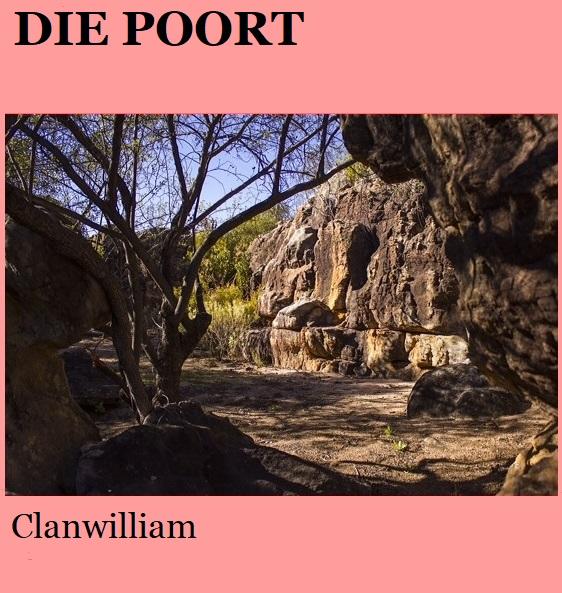 Die Poort - Clanwilliam