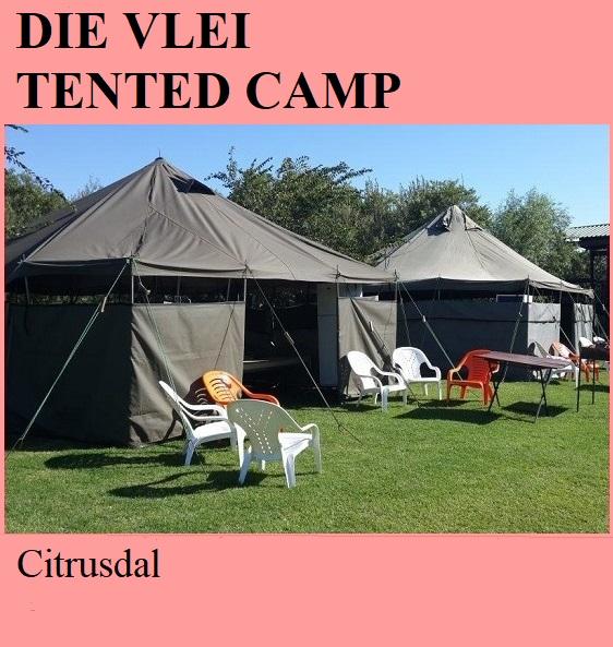 Die Vlei Tented Camp - Citrusdal