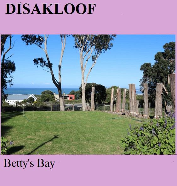Disakloof - Bettys Bay