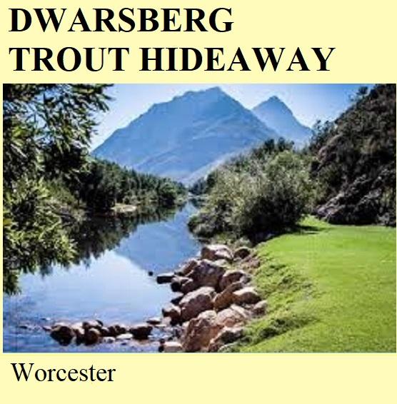 Dwarsberg Trout Hideaway - Worcester