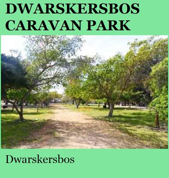 Dwarskersbos Caravan Park - Dwarskersbos