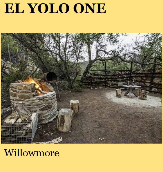 El Yolo One - Willowmore