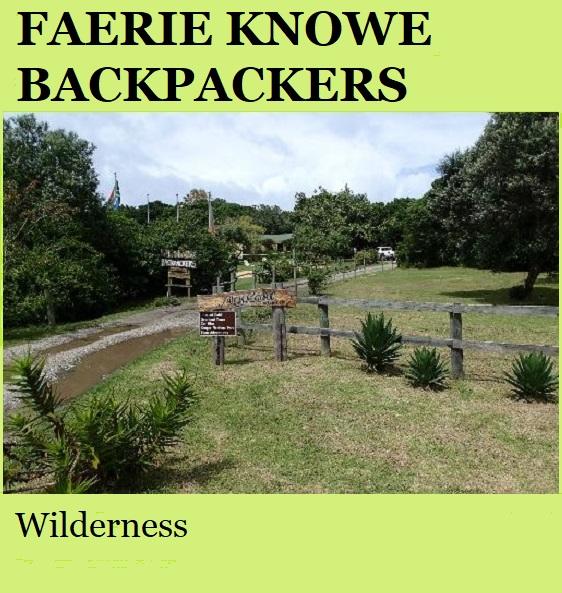 Faerie Knowe Backpackers - Wilderness