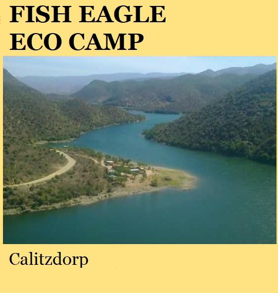 Fish Eagle Eco Camp - Calitzdorp