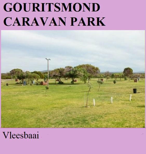 Gouritsmond Caravan Park - Vleesbaai