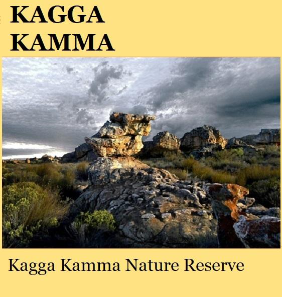 Kagga Kamma - Kagga Kamma Nature Reserve