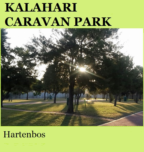 Kalahari Caravan Park - Hartenbos