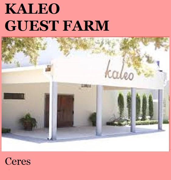 Kaleo Guest Farm - Ceres