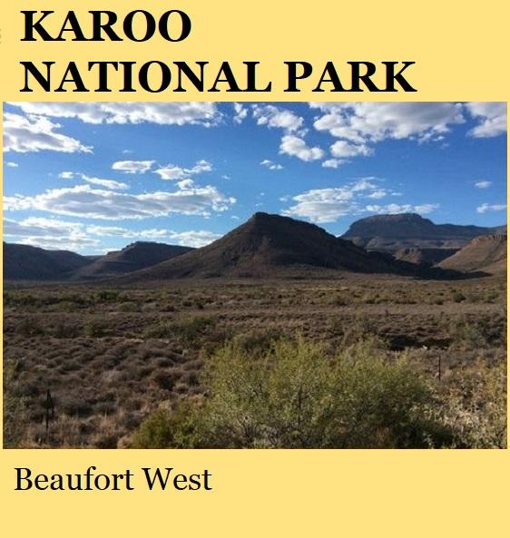 Karoo National Park - Beaufort West