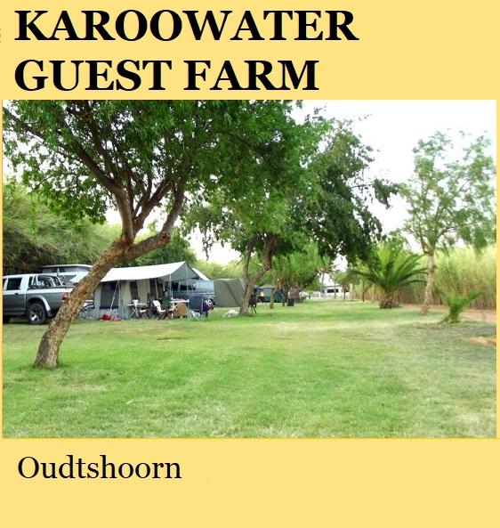 Karoowater Guest Farm - Oudtshoorn