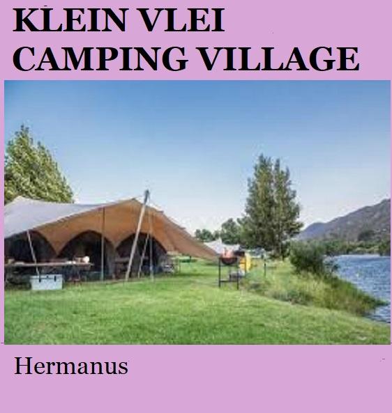 Klein Vlei Camping Village - Hermanus