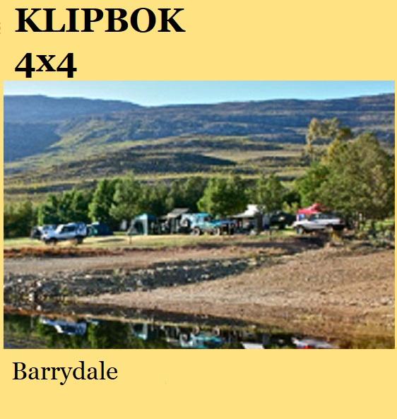 Klipbok 4x4 - Barrydale