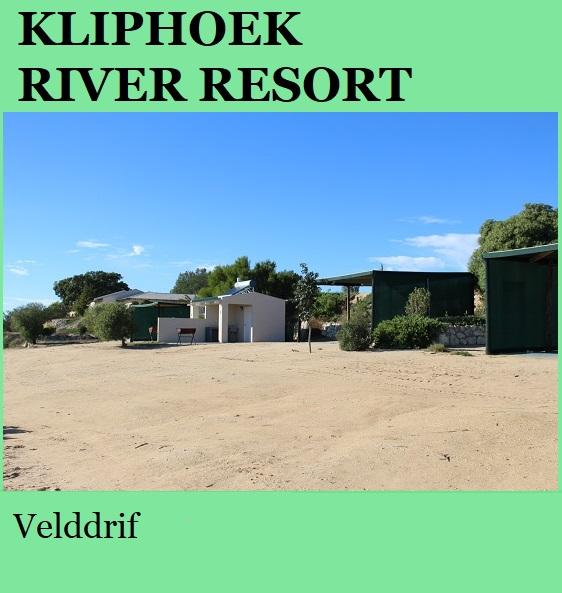 Kliphoek River Resort - Velddrif