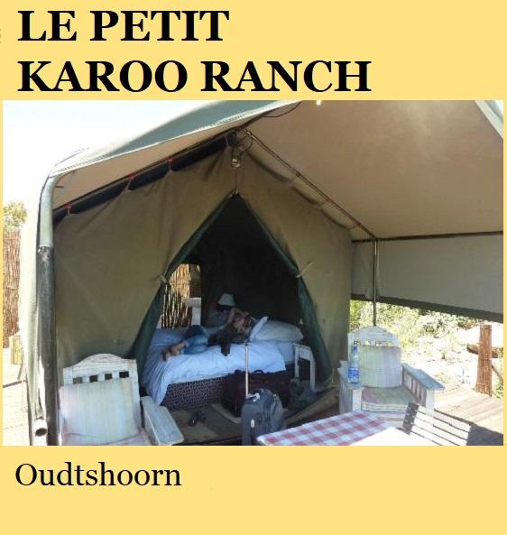 Le Petit Karoo Ranch - Oudtshoorn